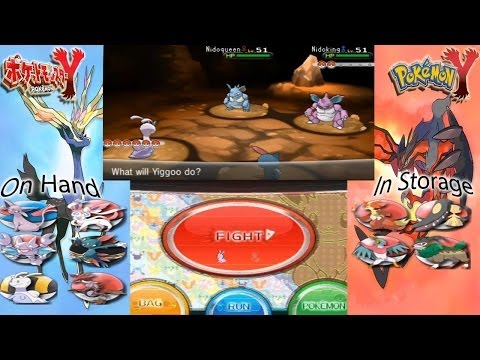 Pokemon Y walkthrough (w/ commentary) Part 38 - The Terminus Cave Offensive!