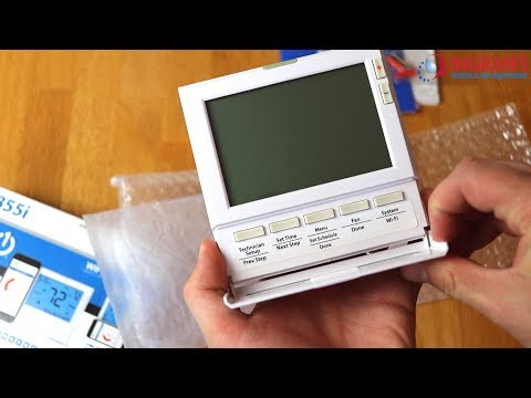 Pro1 Thermostat T855i Unboxing