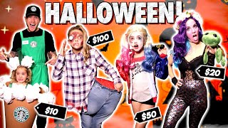 DIY HALLOWEEN COSTUMES ON A BUDGET!