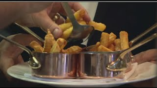 How to cook Michelin-Starred Chips