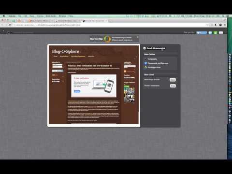 Take full screenshot of Scrolling webpage