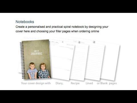 Create a Momento Photo Notebook
