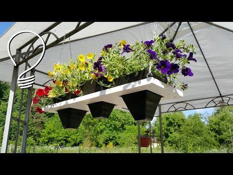 Woodworking - Hanging Flower Vases