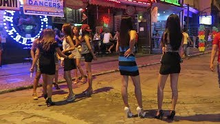 HOW TO GET A BAR GIRL TO PAY YOU - ANGELES CITY PHILIPPINES