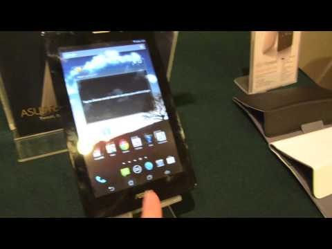 First Looks: Asus Fonepad