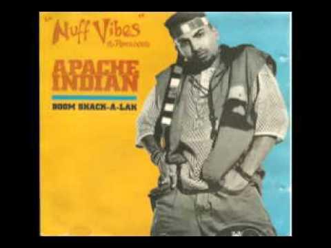 APACHE INDIAN - warning