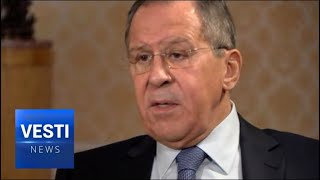 """You Know, For a Brit You Have Very Bad Manners"" - Lavrov Hits Back During Tense BBC Interview"