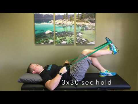 Sprained Ankle: Top 3 Beginning Exercises