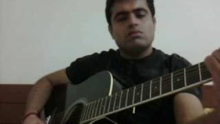 Akele hain to kya gam hai guitar cover.wmv