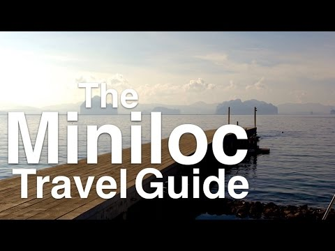 Amazing Miniloc: A Travel Guide to a Piece of Paradise