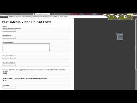 How To Submit Your Videos To VaxusMedia