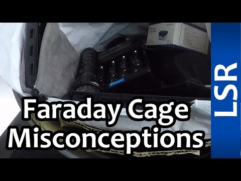 Faraday Cage & EMP Misconceptions