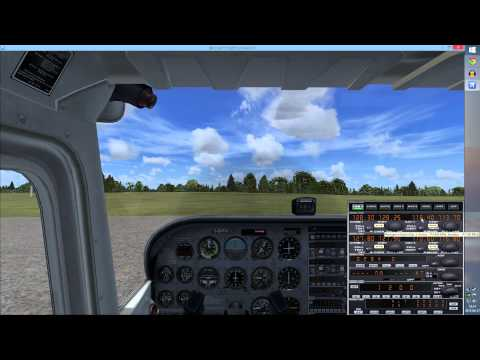 FSX: Let's Learn to Fly Together ★ Part 3: Cockpit Familiarization #2