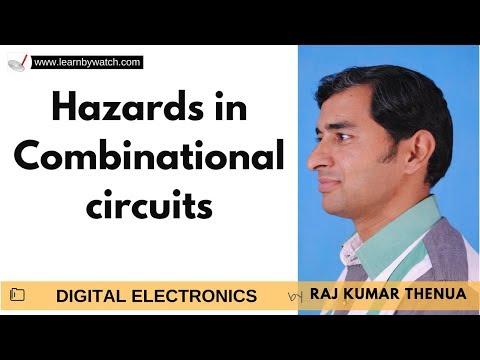 Hazards in Combinational circuits | Hindi / Urdu | Digital Electronics by Raj Kumar Thenua