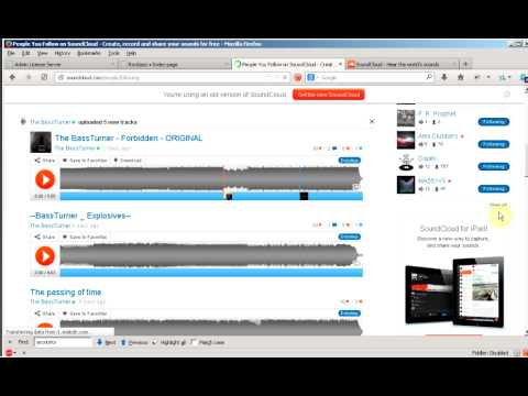 How to increase my soundcloud followers using a Soundcloud bot