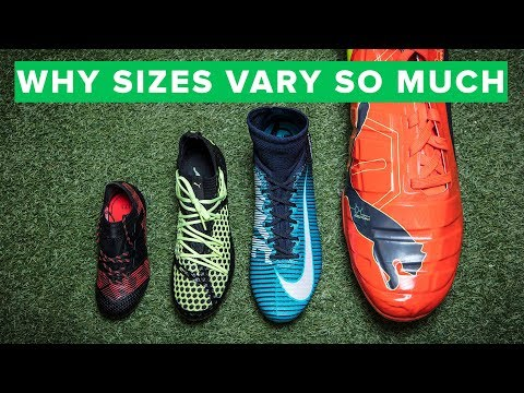 WHY BOOT SIZES ARE SO DIFFERENT FROM BRAND TO BRAND