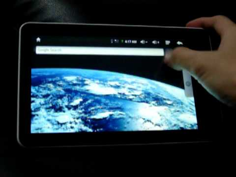 iPad Android DiMobile D8 Review