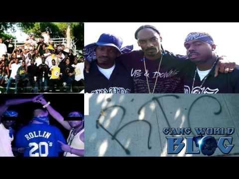 Rollin 20 Crips Snoop Dogg's Hood (Long Beach Ca