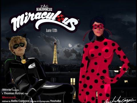 Miraculous Ladybug - Live Action Movie Trailer