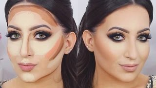 ♡ Contour and Highlight PRO - Make Up Tutorial    Melissa Samways ♡