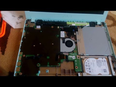 UNBOXING ASUS X441NA BX005