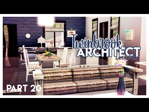 The Sims 3 Ambitions | Twinbrook Architect Part 20 | RENOVATING AN ENTIRE HOUSE