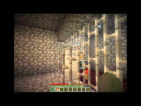 Minecraft Mob Jail 2.0