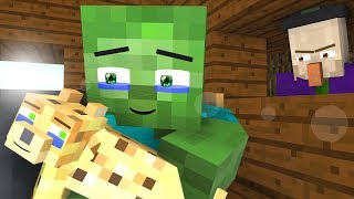 Zombie Life 3: Salvage the Ocelot  - Minecraft animation