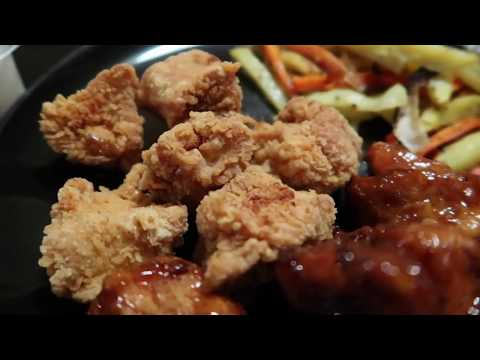 Honey BBQ Boneless Wings | Lil T's Kitchen