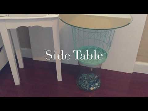 Dollar Tree DIY Side Table