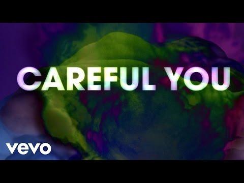 TV On The Radio - Careful You (Lyric Video)