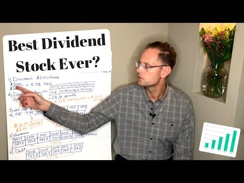 1 DIVIDEND STOCK Everyone Likes In 2018 (Here's Why I'm Not Buying This Stock)