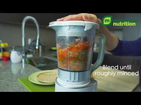 KETO DIET - How to Make Wild Salmon Burger
