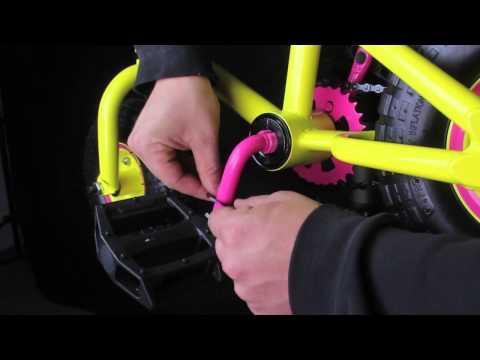 RockerBMX - how to tighten cranks