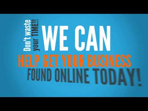 Get Your Business Found Online Today!
