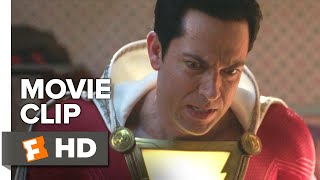 Download Shazam! Exclusive Movie Clip - A Wizard Made Me Look Like This! (2019) | Movieclips Trailers Video
