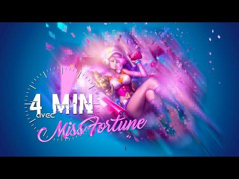 MISS FORTUNE ADC : Tuto FR par Chamallow (Diamant) - 4 minutes avec MF