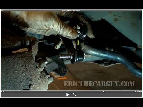 Front End Noise, 2003 Honda Element Stabilizer Links - EricTheCarGuy