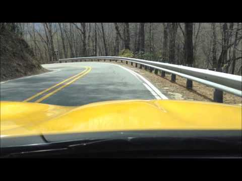 The Devil's Whip / NC 80 Downhill