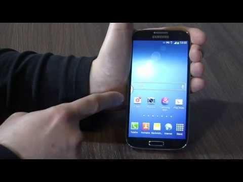 Samsung Galaxy S4 - Multi-Window aktivieren