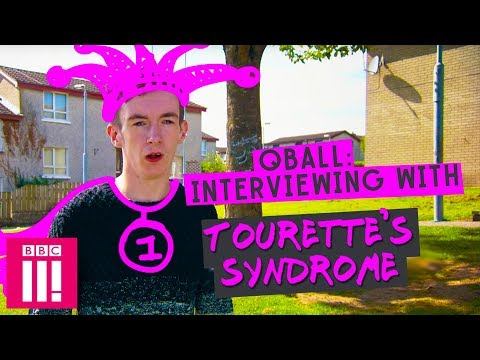 Chat Show Presenting With Tourette's: Lewis Qball Interviews The Vamps