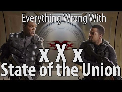 Xxx Mp4 Everything Wrong With XXx State Of The Union 3gp Sex