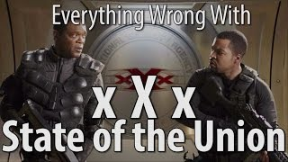 Everything Wrong With xXx: State of the Union