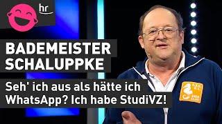 Bademeister Schaluppke - Baderegeln als Gangster-Rap I hr Comedy Marathon