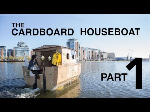 The Cardboard Houseboat - Part1
