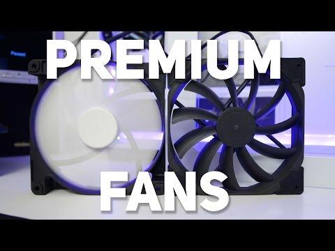 Are Premium PC Fans Worth it?