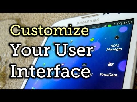 Custom Status Bar, Icons, Notifications, & More - Samsung Galaxy Note 2 [How-To]