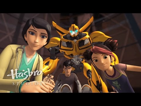 Transformers Prime - Raf in Stable Condition