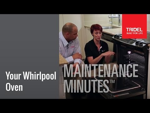 Your Whirlpool Oven