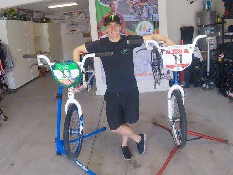 2012 & 2016 Olympic BMX Bike Checks